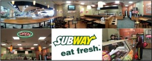 A picture of Subway