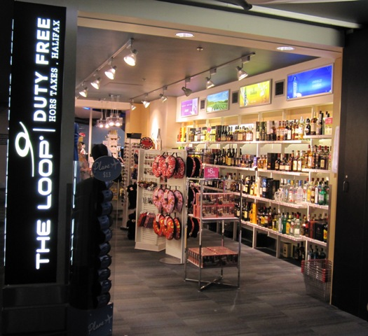 A picture of The Loop Duty Free